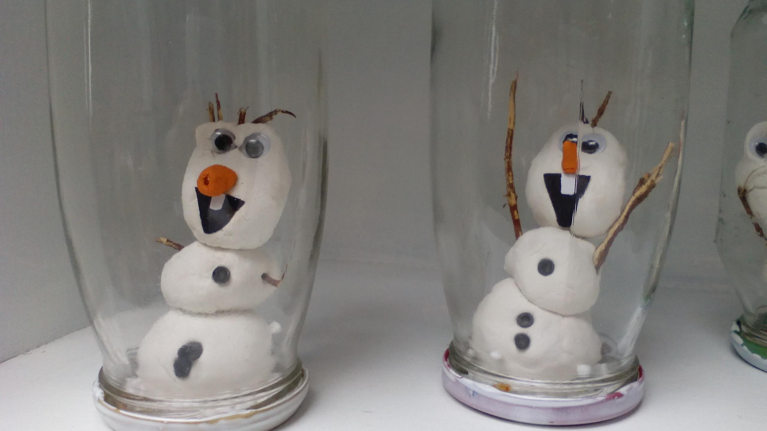 Knutsel Frozen